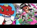 Top 5 Things I Love & Hate in Splatoon 2