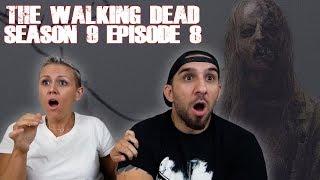 The Walking Dead Season 9 Episode 8 'Evolution' Mid-Season Finale REACTION!!