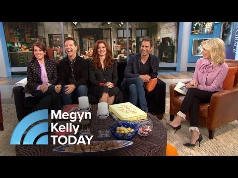 'Will And Grace' Stars Drop Hints About Revival | Megyn Kelly TODAY