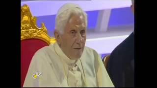 Benedetto XVI:  Riflessioni su fidanzamento-matrimonio-divorzio