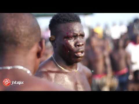 DAMBE WARRIORS 63: Chindo Black's Bloody Knockout