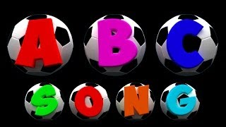 Alphabets Soccer Song | ABC Song