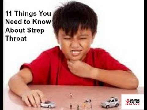 11 Things You Need to Know About Strep Throat: Doctors Express Urgent Care White Plains