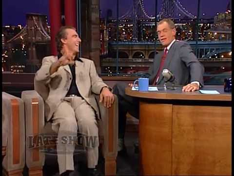 Jay Thomas on the Late Show with David Letterman #9 - July 8, 1999