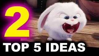 The Secret Life of Pets 2 - Snowball Sequel by Beyond The Trailer