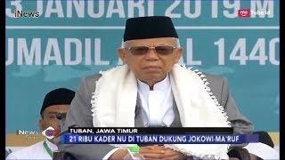 Video Ma'ruf Amin Temui Ribuan Kader NU | Sandiaga Disambut Petani Tambak di Karawang - iNews Sore 23/01 MP3, 3GP, MP4, WEBM, AVI, FLV Januari 2019