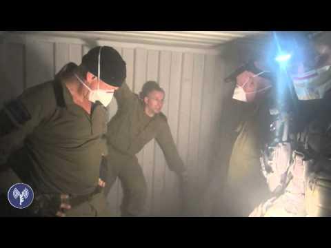 Tsahal arraisonne un cargo d'armes iraniennes en route pour Gaza