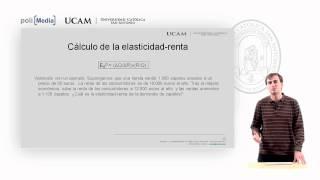Microeconomía I - La Elasticidad De La Oferta Y De La Demanda (4) - Alfonso Rosa García