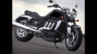 10. 2018 New Triumph Rocket 3 Roadster ABS
