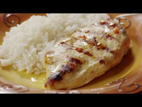 Chicken Recipes – How to Make Grilled Lemon Chicken