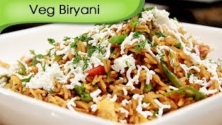 Quick Veg Biryani - Indian Rice Recipe By Ruchi Bharani [HD]