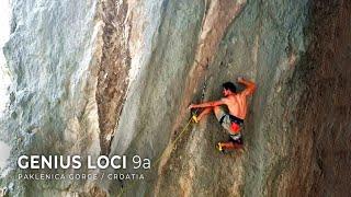Adam Ondra / Rock Climbing: Genius Loci 9a by Adam Ondra