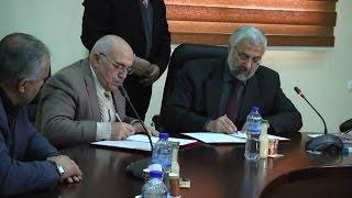 جامعة خضوري توقع عدة اتفاقيات تعاون وشراكة