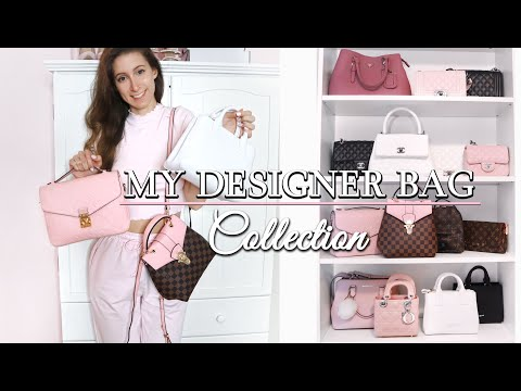 MY BAG COLLECTION // Teddy Blake Unboxing