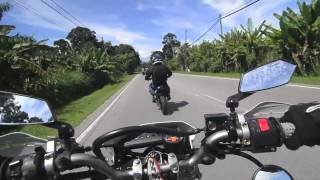 Sungkai Malaysia  city pictures gallery : {SMS} Scram Ride 02 | Ride to Sungkai, Malaysia 22042012 | Nikon D7000