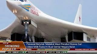 Video Pesawat Berjuluk 'Malaikat Maut Pecabut Nyawa Dari Udara' Milik Rusia Ini Buat Gentar Negara Barat MP3, 3GP, MP4, WEBM, AVI, FLV Juli 2018