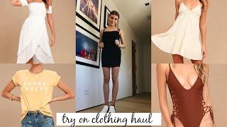 Video Lulus Try On Clothing Haul l Olivia Jade download in MP3, 3GP, MP4, WEBM, AVI, FLV Mei 2017