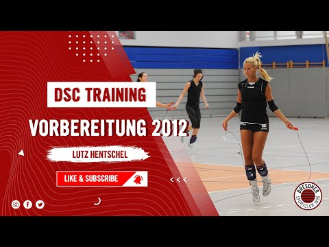 training - Impressionen vom Training der Volleyball-Damen des Dresdner SC am 03.01.2012.