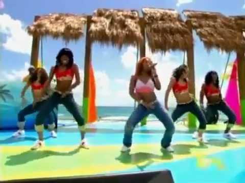 50 Cent - Candy Shop Feat. Olivia (Live @ MTV Spring Break 2005)