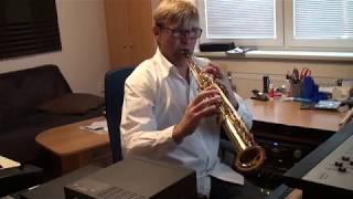 Video Say You, Say Me - Soprano Saxophone