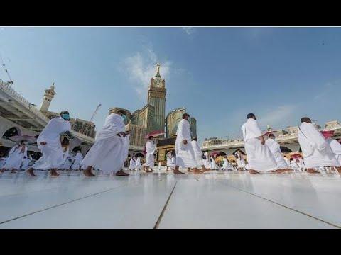 آلية التسجيل لأداء العمرة والصلاة بالمسجد الحرام والروضة الشريفة