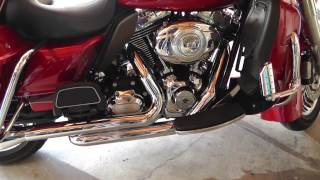 10. Vance & Hines Harley Soundcheck - Awesome Growling Sound!