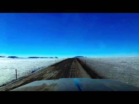 Haul Road Timelapse   Red Dog Alaska