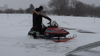 7. Boggy Snowmobile Problems and fixes Ep #1