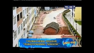 Video On The Spot - 7 Rumah Kebal Digusur MP3, 3GP, MP4, WEBM, AVI, FLV November 2018
