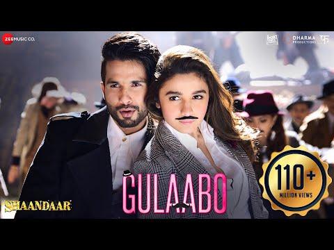 Video Gulaabo | Alia Bhatt | Shahid Kapoor | Vishal Dadlani | Amit Trivedi | Shaandaar download in MP3, 3GP, MP4, WEBM, AVI, FLV January 2017