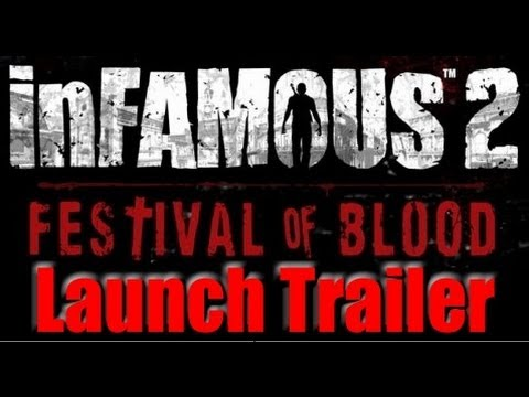 Infamous: Festival of Blood #2