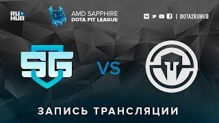 SG-eSports vs Immortals, AMD SAPPHIRE Dota PIT [Faker, v1lat]