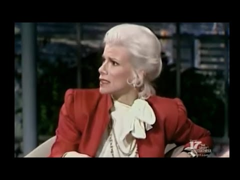 Joan Rivers Carson Tonight Show 14/5-1981