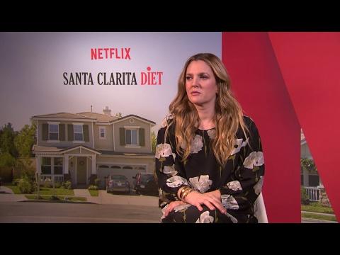 "Drew Barrymore: ""Santa Clarita Diet made me a better Mum and helped me through my divorce"""
