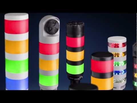 EZ-LIGHT TL50 Tower Light Family Indicators