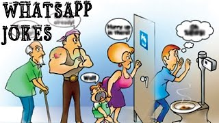Whatsapp Jokes Related To Public Toilet By Somnath Karmakar