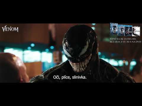VENOM/ Na 4k Ultra HD, Blu-ray I ve 3D a DVD od 6. 2. 2019