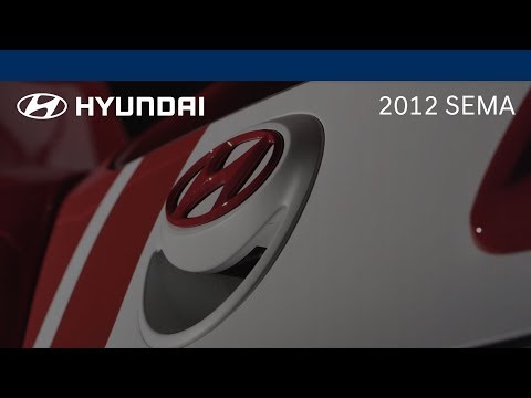 Hyundai Plans to Hit SEMA With Velocity