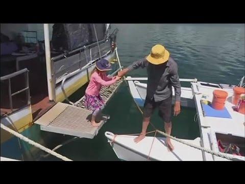 Ν. Ζηλανδία: «Σύγχρονη Οδύσσεια» για εξάχρονη και τον πατέρα της