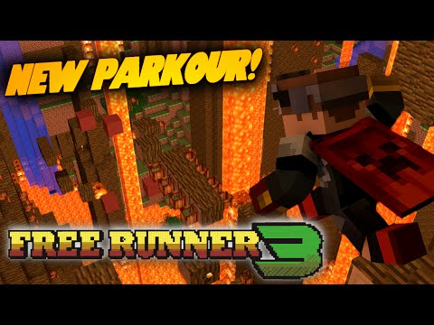 runner - Thanks for Subscribing! :) ▻▻ http://bit.ly/SubLog Join my server! :) PLAY.THEHELMMC.NET Let's hit 450 Likes for more free runners / parkour? Minecraft Parkour comes to life in Free Runner...
