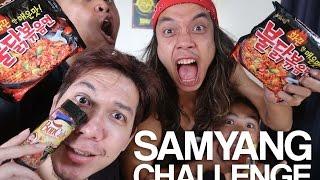Video Samyang Challenge | Ayo Makan Special | GERRY GIRIANZA MP3, 3GP, MP4, WEBM, AVI, FLV Desember 2018