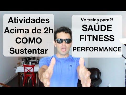 Como Sustentar Performance por 3h ou Mais?! 20' sobre PERFORMANCE, SAÚDE , FITNESS