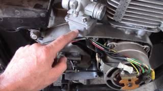 Video регулировка и ремонт мотоцикла motorcycle JAWA 638 Ява  (электронное зажигание.карбюратор...) MP3, 3GP, MP4, WEBM, AVI, FLV Maret 2019