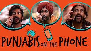 Video Punjabis On The Phone | Being Indian MP3, 3GP, MP4, WEBM, AVI, FLV November 2017