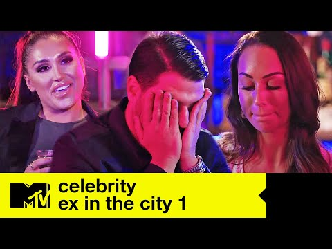 Jon Clark's TOWIE Ex Yasmin Confronts Him About Being Ghosted | Celeb Ex In The City