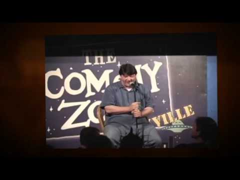 James Sibley The Comedy Zone Hayesville, NC