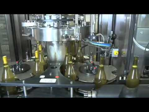 Machine Vision Inspection on Wine Bottling Line