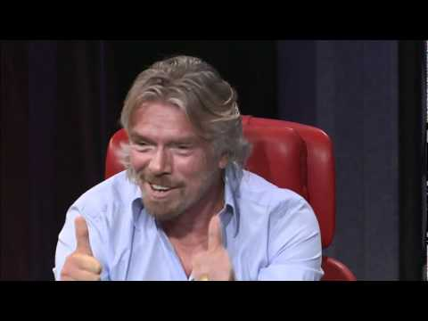 TED conference Richard Branson