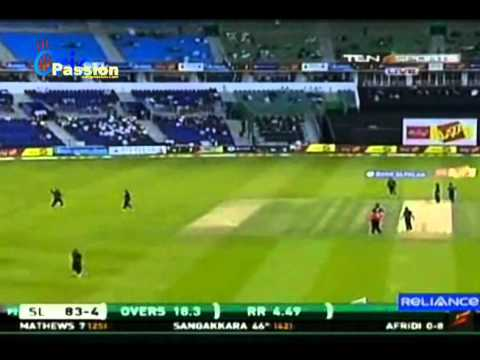 T20 World Cup 2009 - Semis : Sri Lanka beat West Indies