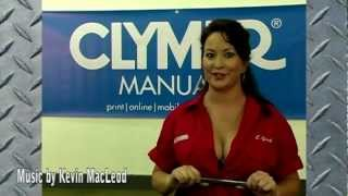 2. Clymer Manuals Yamaha V-Max VMX12 VMW12 Motorcycle Repair Shop Service Manual Video